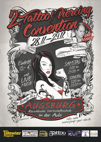 2. Tattoo and piercing convention 2009